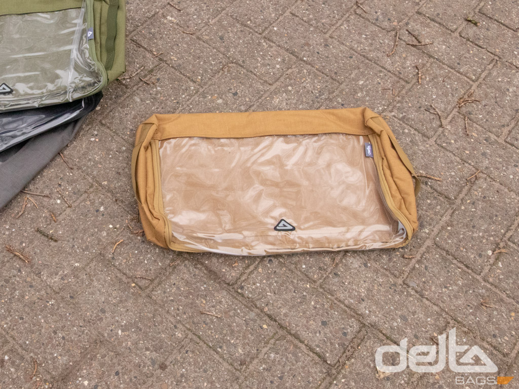 Voyager Clear Bag XXL