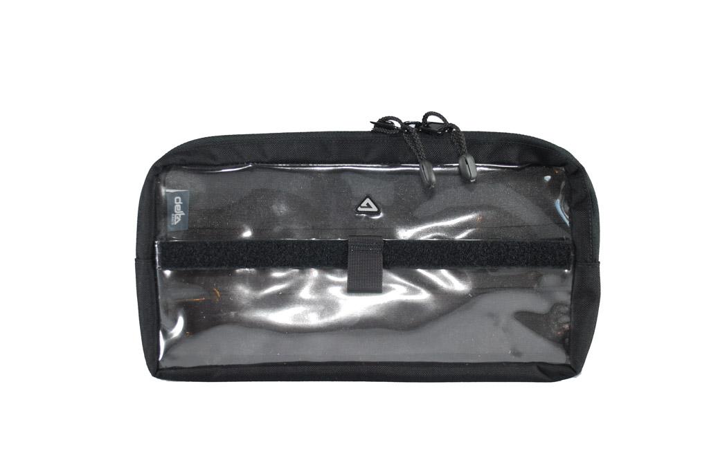 Velcro Bag Clear XXL