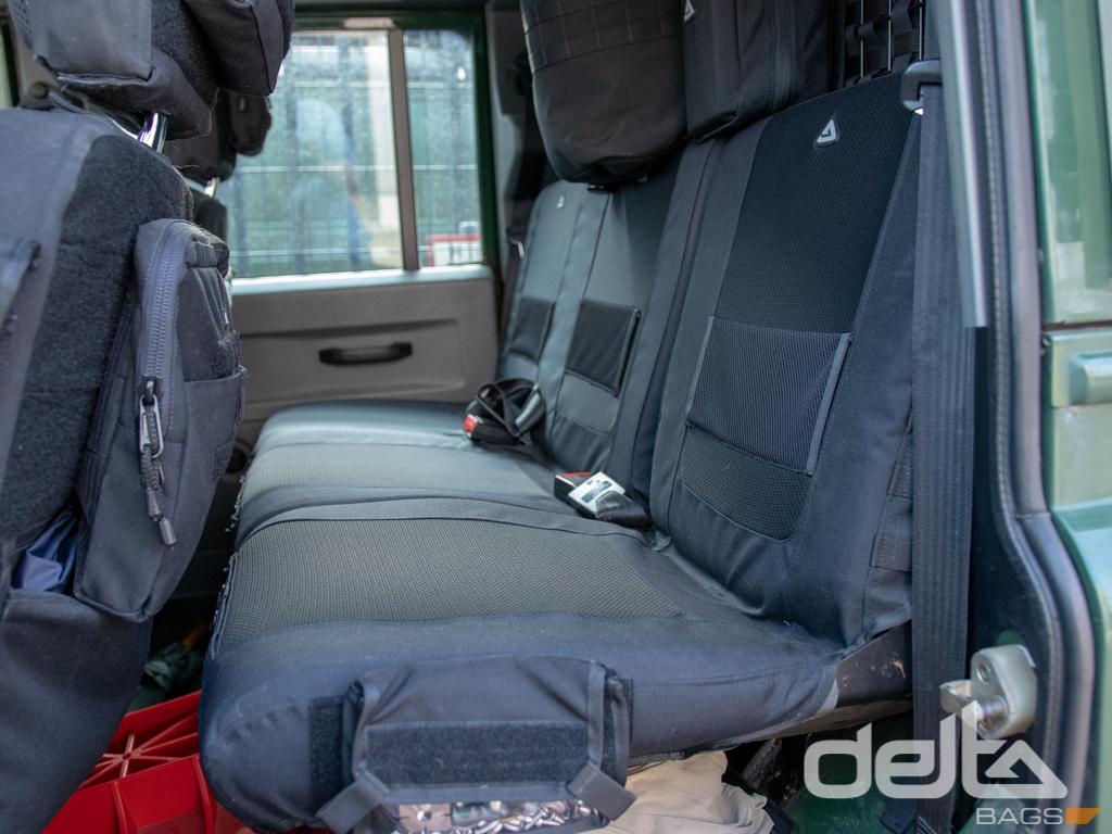 Back Seat Cover TDI/TD5, farngrün