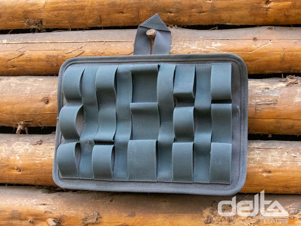 Sponge Bag Set Grau
