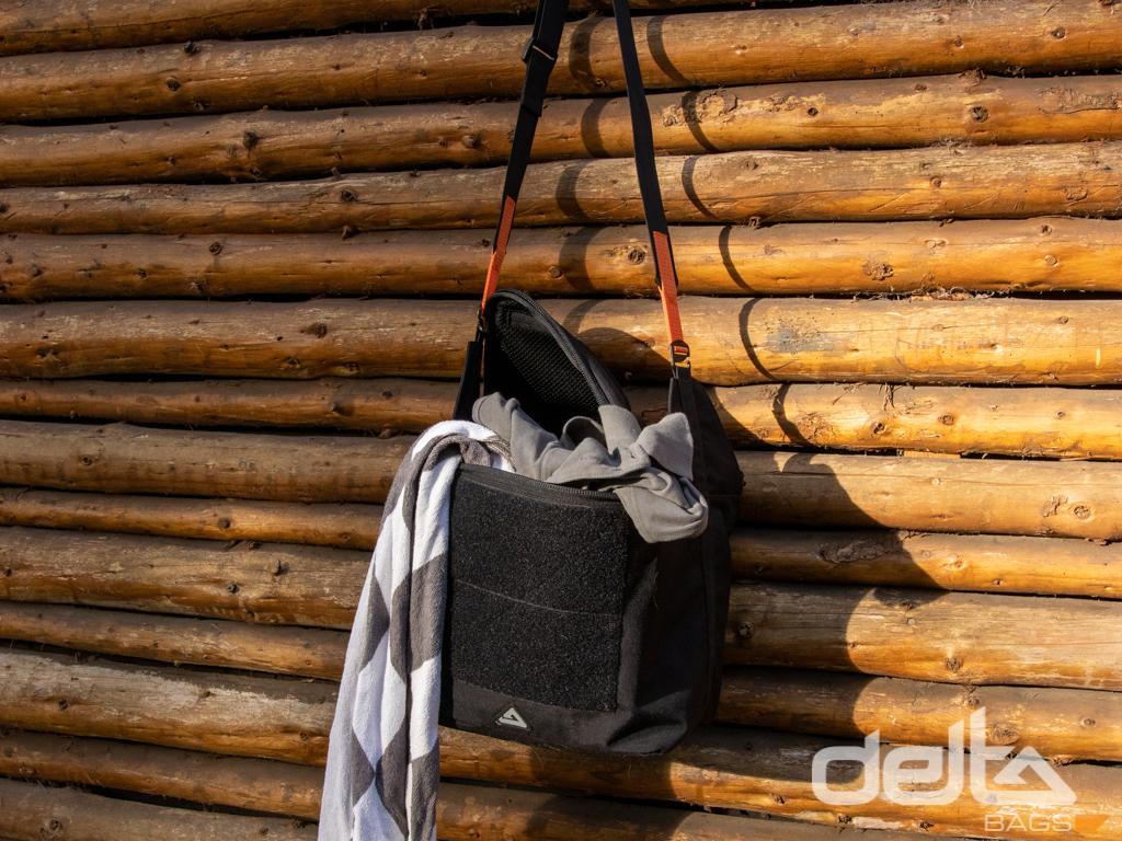 Clothing Bag für Sponge Bag Schwarz
