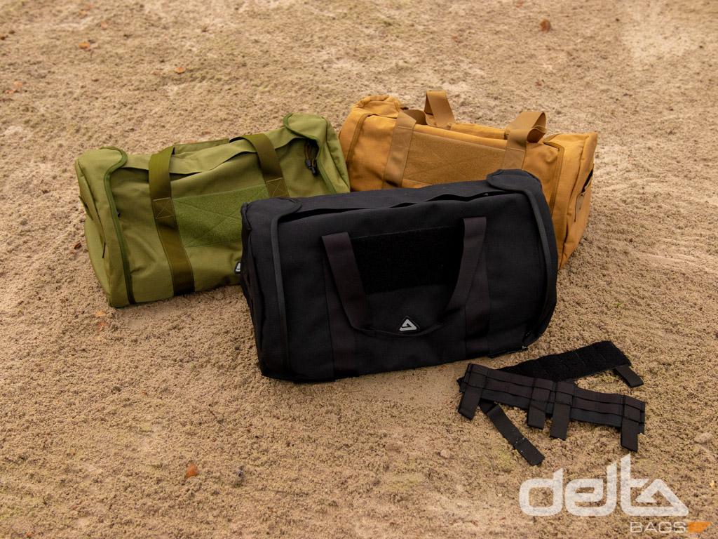 Travel Bag, L Grau