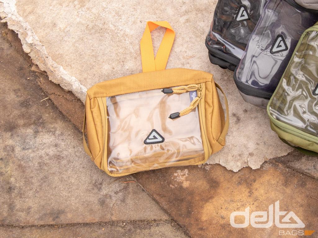 Voyager Clear Bag L