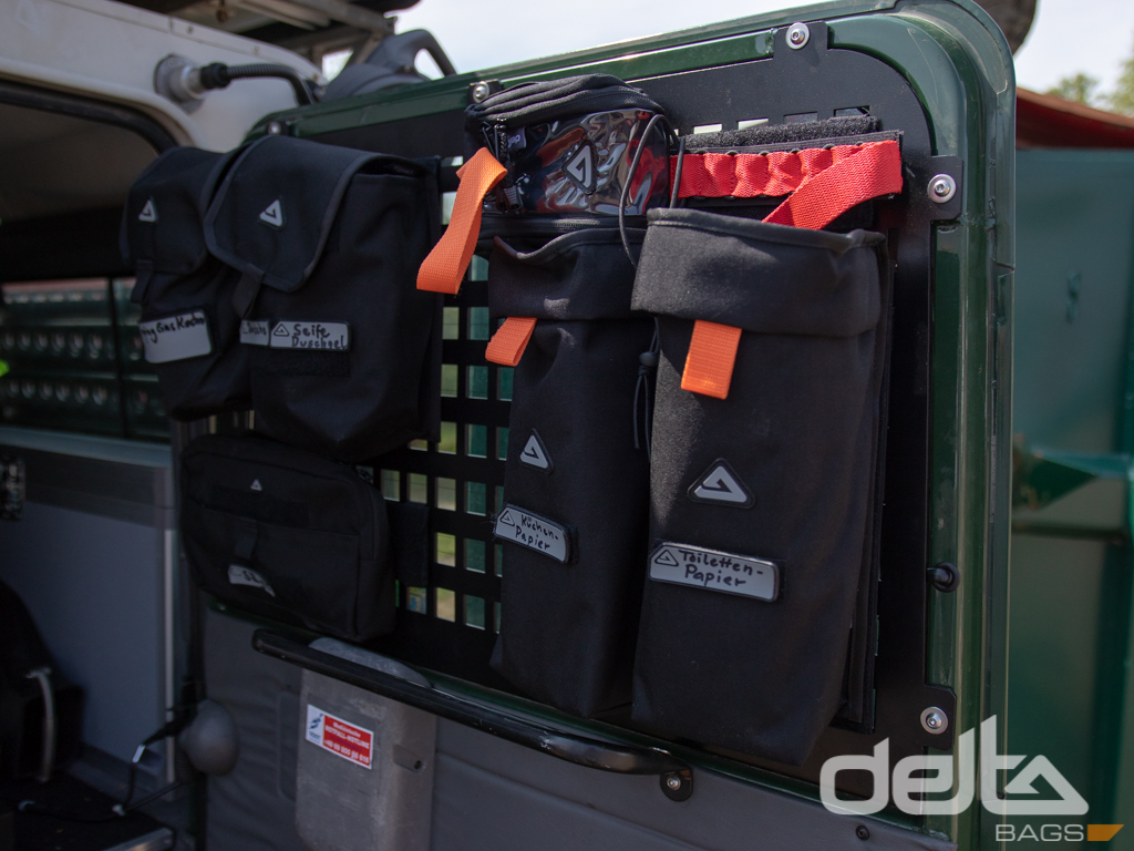 Inside Panel Rear Door TDI/TD5 L