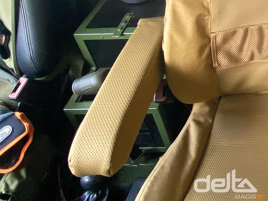 Armrest Cover scheel-mann Traveller F