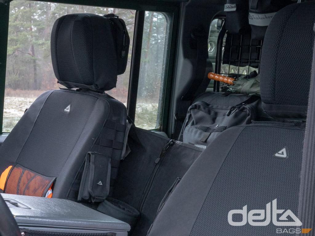 Passenger Seat Cover TDI/TD5 Farngrün