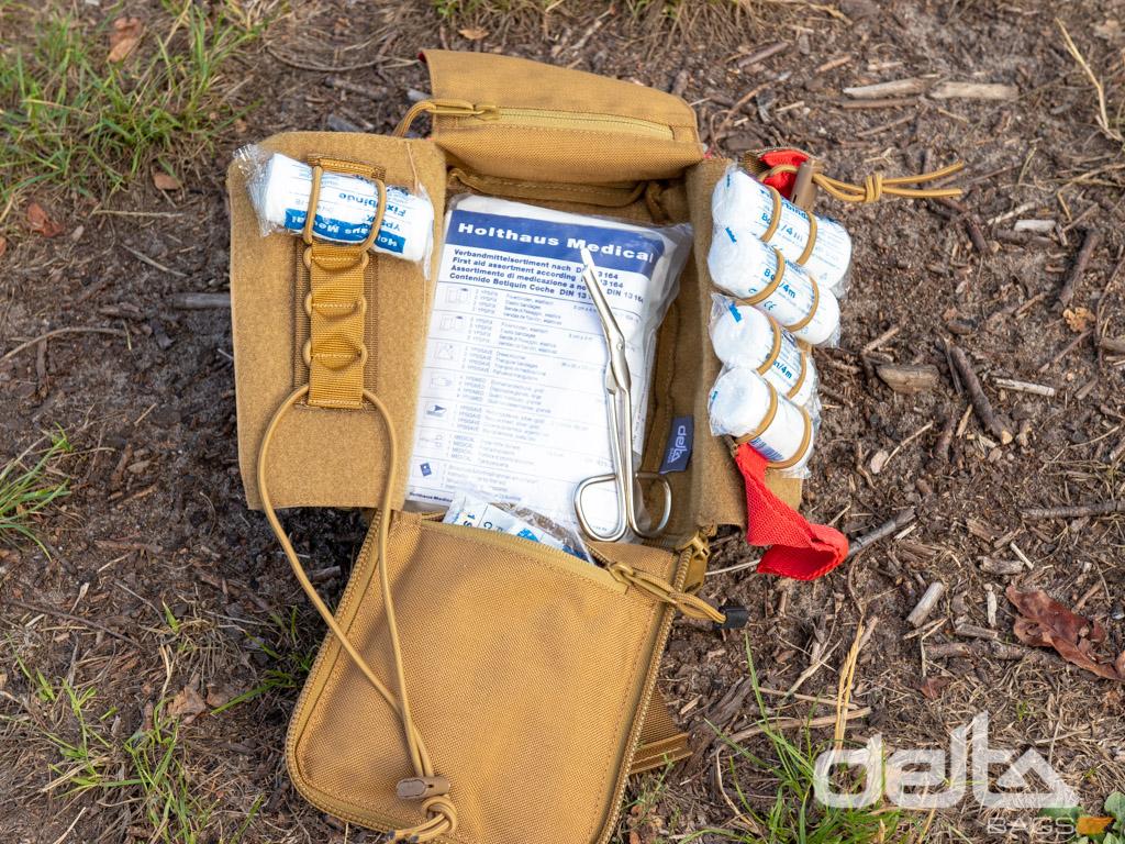Zubehör Set für Medic Bag