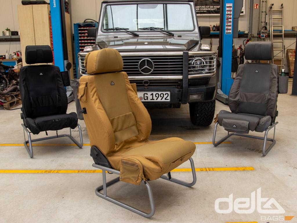 Passenger Seat Cover scheel-mann Sportline LR Edition