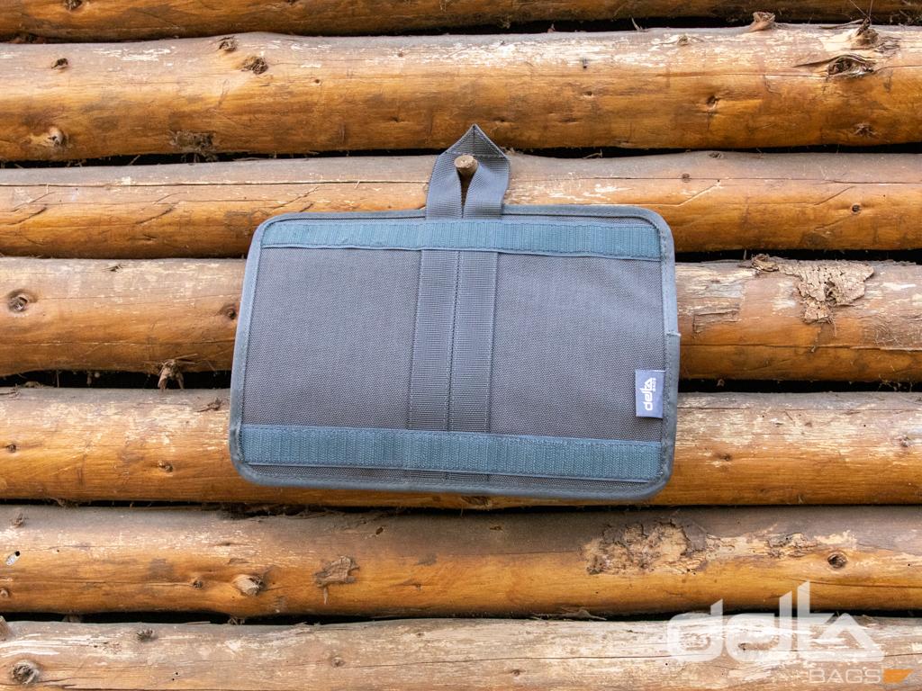 Adapter Plate für Sponge Bag Grau