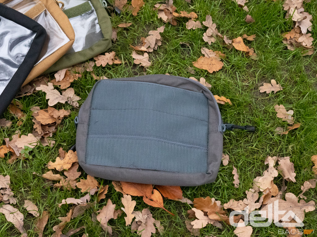Velcro Bag Accessorie Clear