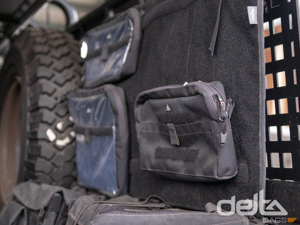 Velcro Bag Trunk