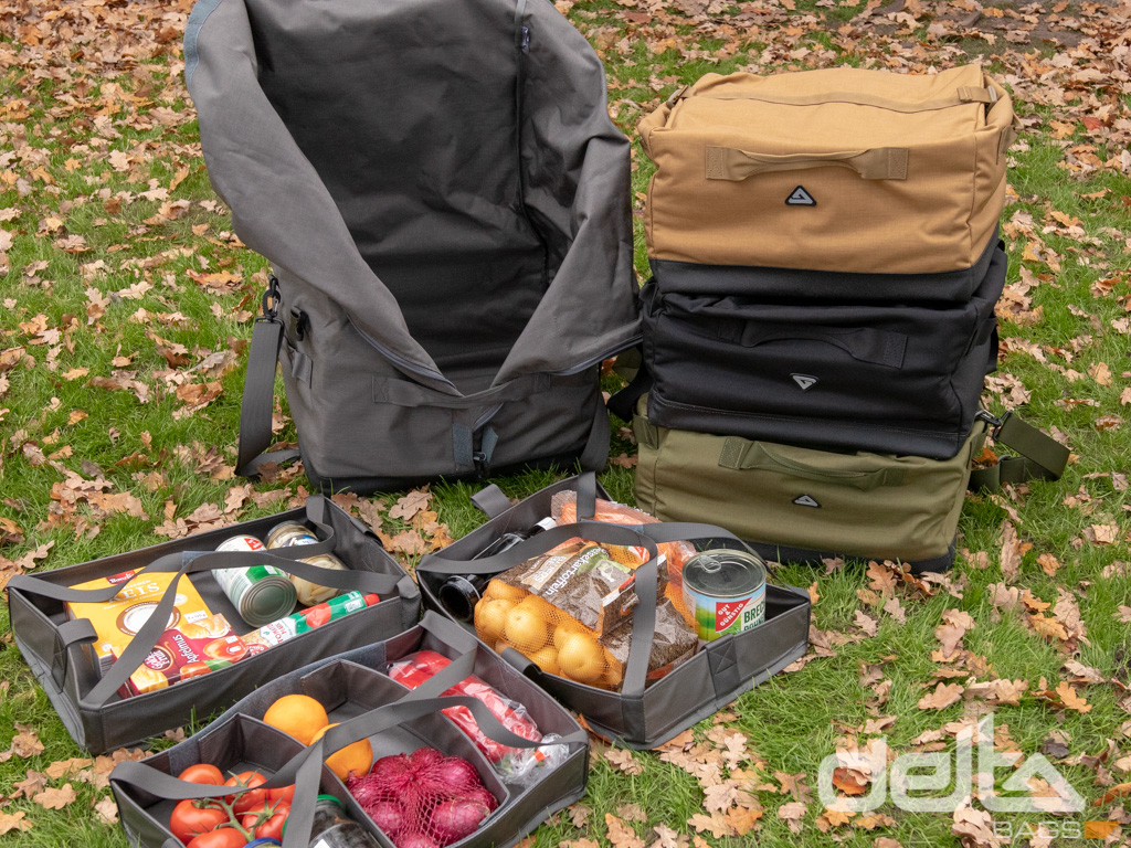 Food Bag Grünbraun