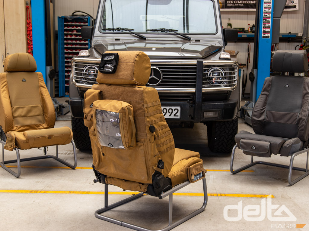 Seat Cover scheel-mann Traveller F