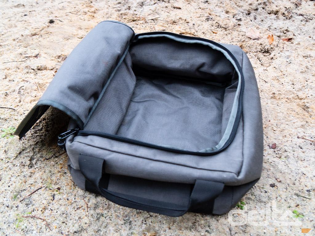 Stow Bag Discovery 3-4 L Schwarz
