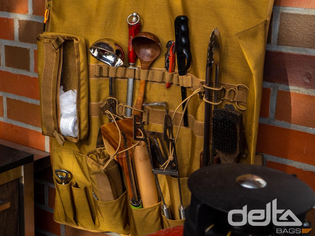 BBQ Roll Bag Set