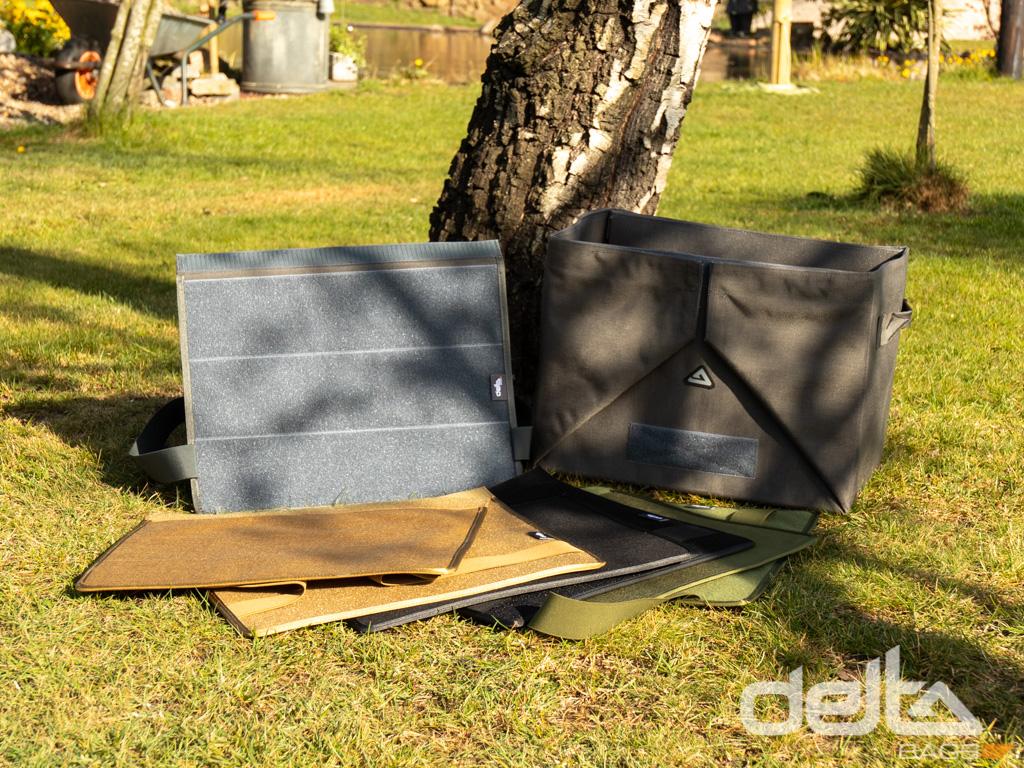 Velcro Adapter für Stow Box L