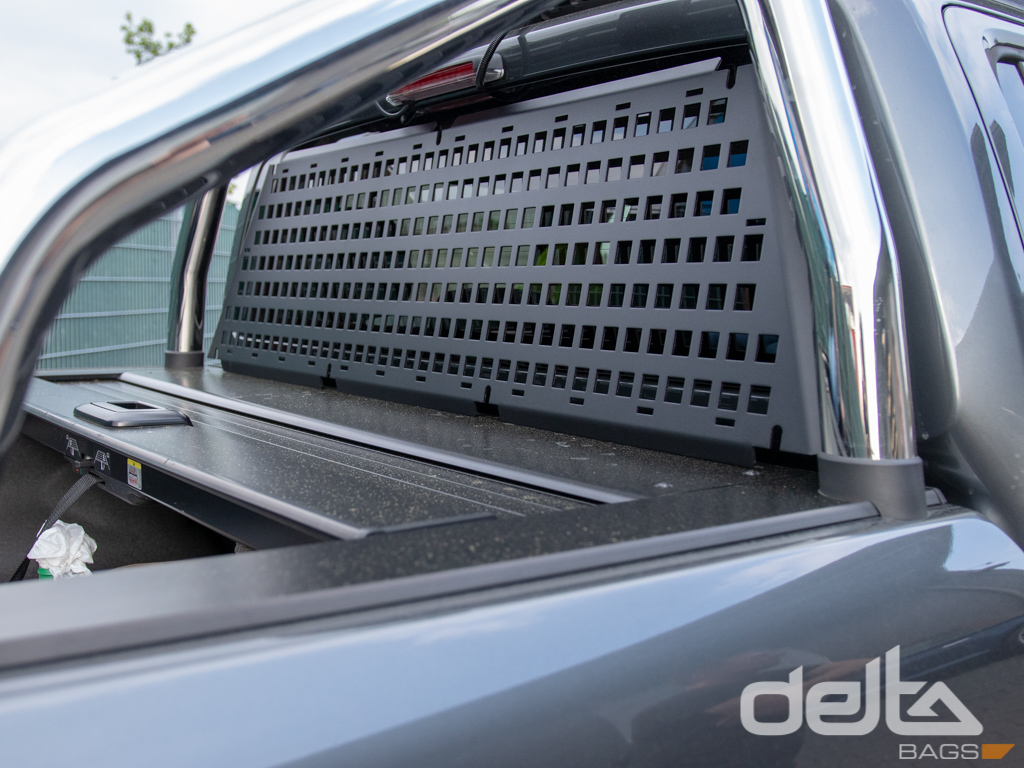 Outside Panel Rear Amarok, SCHWARZ