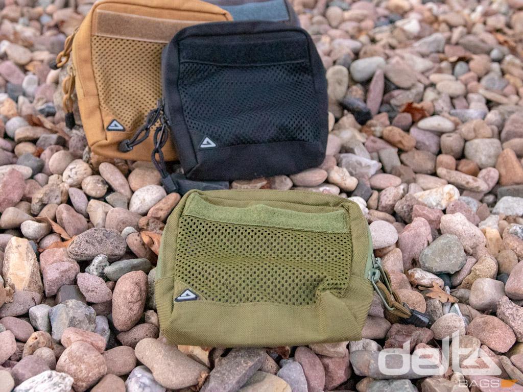 Velcro Bag Net