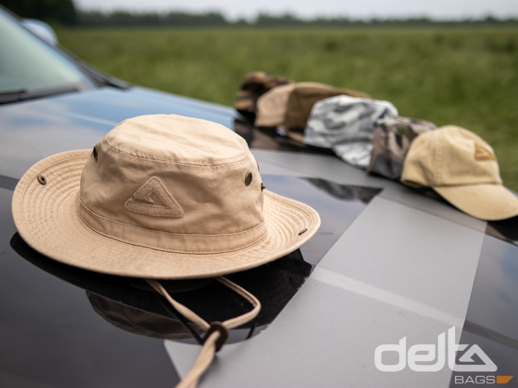 delta Hat Pebble Sand