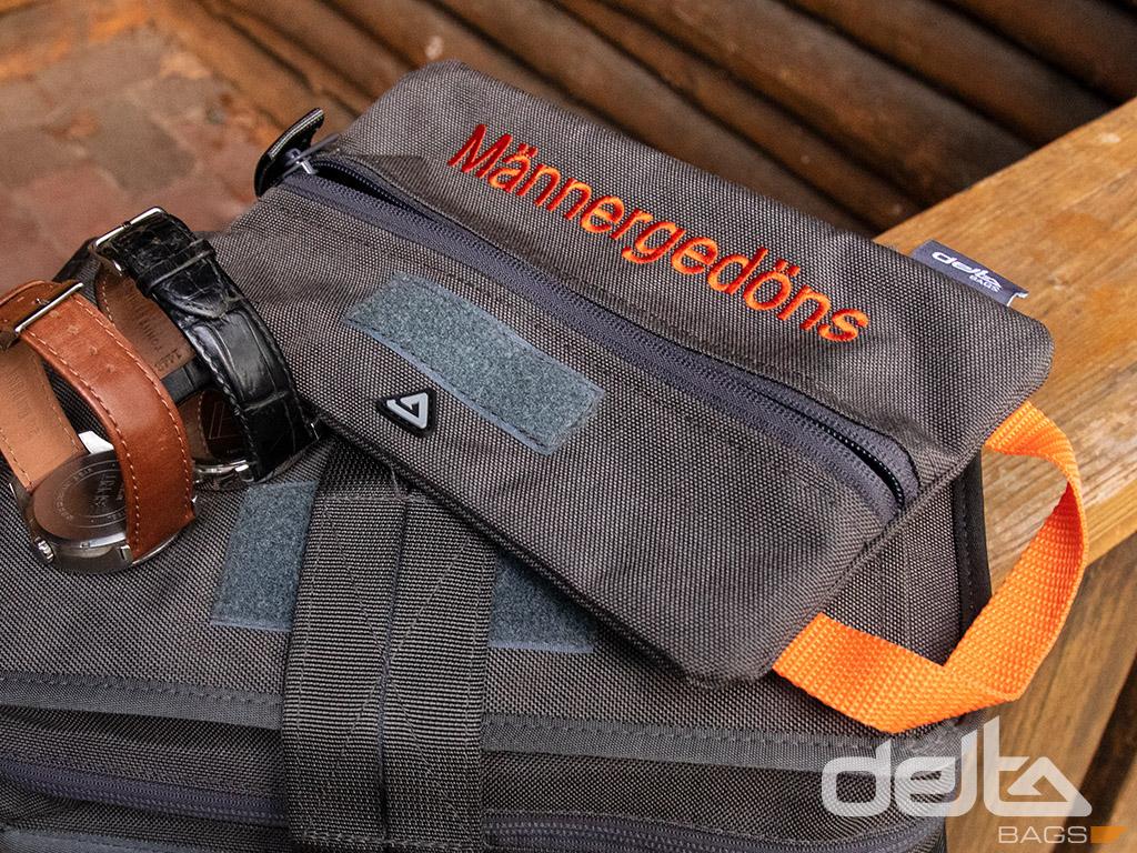 Storage Bag für Sponge Bag, Frauengedöns, schwarz