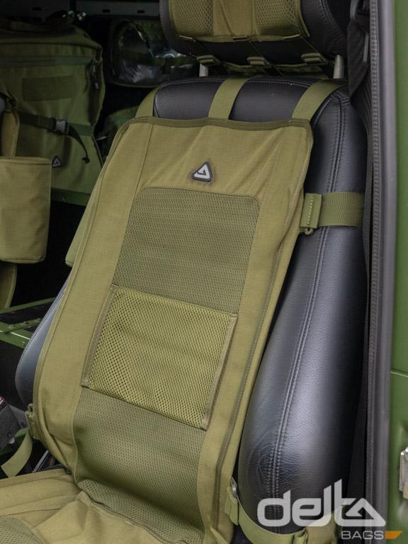 Universal Seat Cover Farngrün