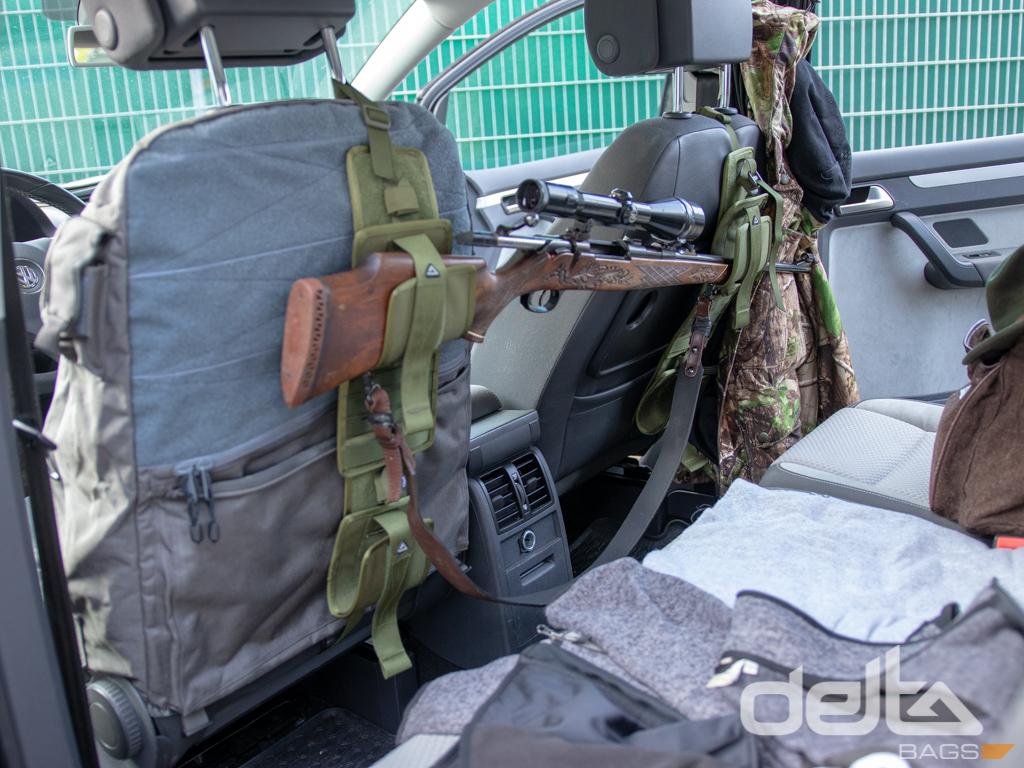 Vehicle Rifle Holder Grünbraun
