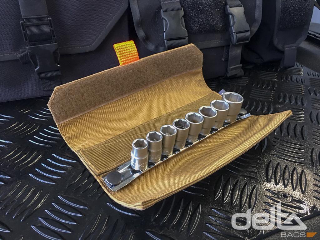 Tool Nut Holder Set, short